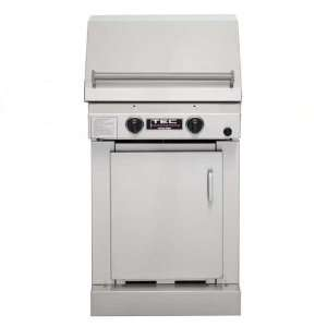 Tec Sterling Ii Fr Infrared Natural Gas Grill On Cabinet