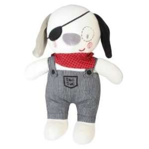 Tuc Tuc Pirate Doggy Soft Stuffed Plush Baby Toy. Pirates