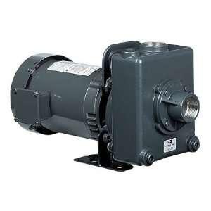 High suction lift centrifugal pump; 59 GPM, 115/230 VAC