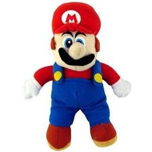 Nintendo Super Mario Brothers 9 Mario Plush Doll Toys & Games