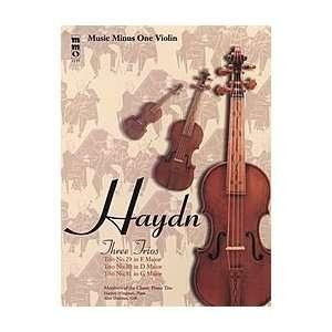 Haydn Piano Trios Vol 1 (Minus Violin) Classic Piano Trio Music