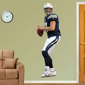 NFL Philip Rivers Vinyl Wall Graphic Decal Sticker Poster