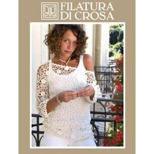 Filatura di Crosa Knitting Patterns Classics Spring Summer 2010