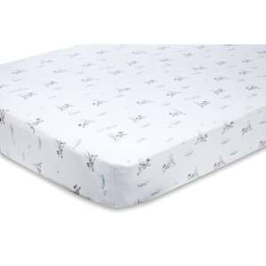 Liam the Brave Flying Dog Crib Sheet Baby