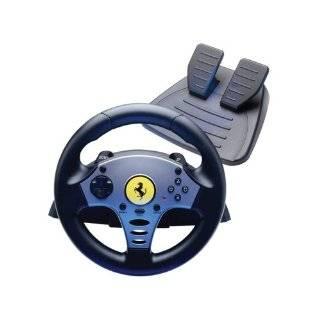 Ferrari Universal Challenge 5 in 1 Racing Wheel   Wheel and pedals set