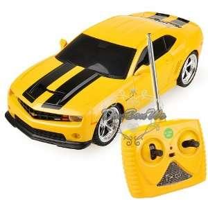 Black Stripes Radio Remote Control Car RC  Toys & Games