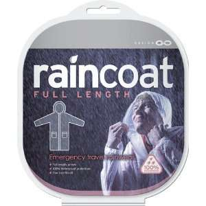 Rain Coat Full Length / COLOR CLEAR / RCFLC Everything