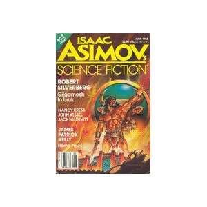ISAAC ASIMOVS SCIENCE FICTION MAGAZINE Vol. 12 No. 6