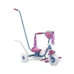 Disney Princess Ariel Huffy Push & Pedal Trike