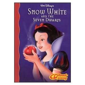 Disneys Snow White And The Seven Dwarfs Read Along Book and CD Music