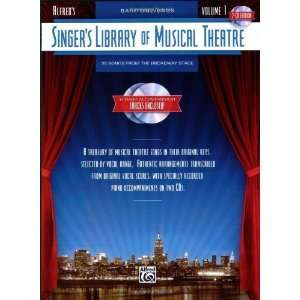 Singers Library of Musical heare, Vol 1 Barione/Bass