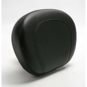Bracket Style Vintage Contoured Sissy Bar Pad, 12 Inches x 9 Inches