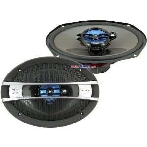 Sony   XS GT6936A   Full Range Car Speakers Car