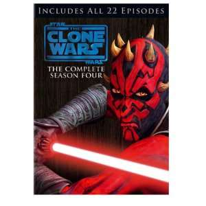 Star Wars The Clone Wars   Season Four George Lucas Movies & TV
