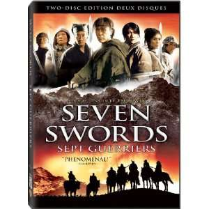 Seven Swords (Ws) Movies & TV