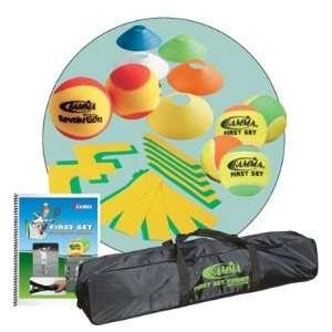 Gamma First Set Junior Tennis Training Kit   CFSMK  Sports