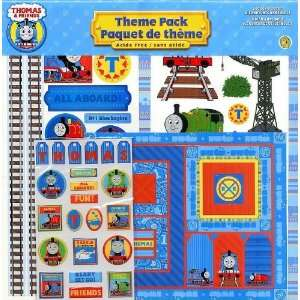 Thomas the Tank Engine Theme Pack Toys & Games
