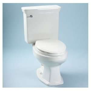 Toilet Two Piece Round Front by Toto   CST724 in Sedona