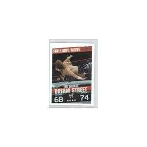 2010 Topps Slam Attax Mayhem WWE Finishing Moves #14   Ted