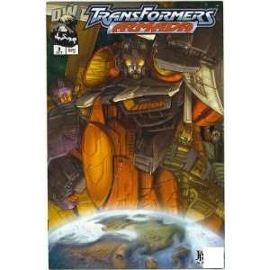 Transformers Armada Issue 3 Vol 1: Chris Sarracini: Books