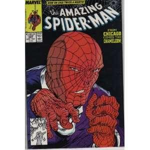 Amazing Spider Man #307 Comic Book