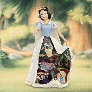 Disney Snow White Collectible Porcelain Figurine: Home