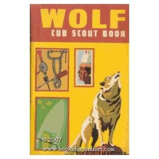 SCOUT BOOK WOLF CUB