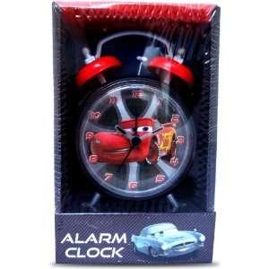 Disney Cars 2 Twin Bell Alarm Clock