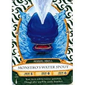 Sorcerers Mask of the Magic Kingdom Game, Walt Disney World   Card #13