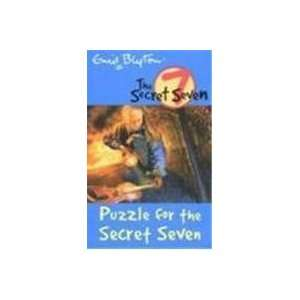SECRET SEVEN 10 PUZZLE FOR THE SECRET SEVEN [Paperback