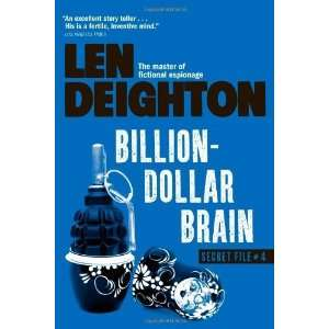 Billion Dollar Brain (Secret Files) [Paperback]: Len