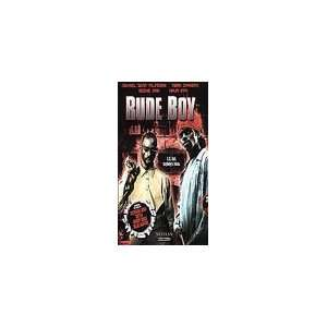Rude Boy [VHS]: Dave Armstrong, Barry Baker, Terry Barry