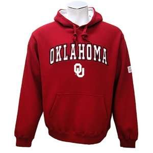 Oklahoma Sooners Mens Team Color Automatic Fleece Hoodie
