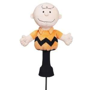 Licensed Charlie Brown Golf Head Cover 460cc NEW Sports