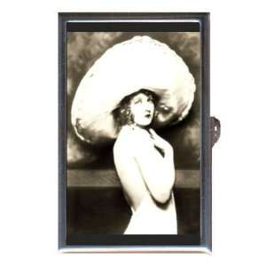 Ziegfield Follies Girl c1913 Coin, Mint or Pill Box Made