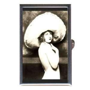 Ziegfield Follies Girl c1913 Coin, Mint or Pill Box Made