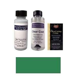 2 Oz. Dark Emerald Metallic Paint Bottle Kit for 1977 Ford