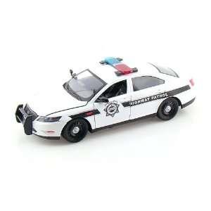 Ford Police Interceptor 1/24 State Police Highway Patrol