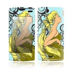 Dreamer Design Decorative Skin Cover Decal Sticker for Sony Ericsson