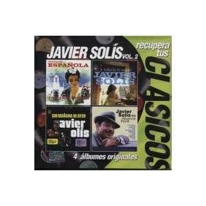 RECUPERA TUS EXITOS VOL.2 JAVIER SOLIS Music