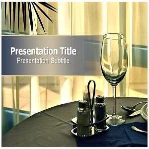 Restaurant Powerpoint Templates   Restaurant Powerpoint
