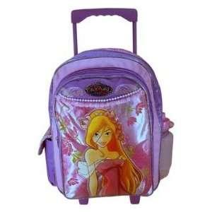 Disney Enchanted Princess Guisselle Large Rolling Backpack
