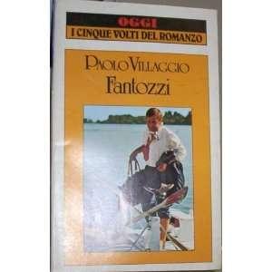 Fantozzi Paolo Villaggio Books