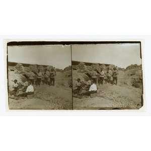 Siege Port Arthur,Russo Japanese War,c1905,meding boots