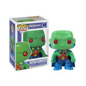 Funko POP Heroes Vinyl   Martian Manhunter Toys & Games
