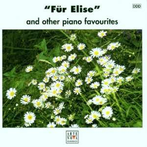 Fur Elise & Other Piano Favorites Various Artists Music
