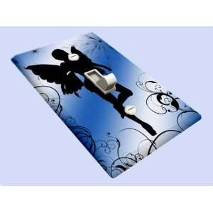 Starry Night Fairy Decorative Switchplate Cover