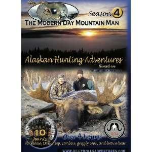 Season 4, The Modern Day Mountain Man: Alaska hunting for Grizzly Bear