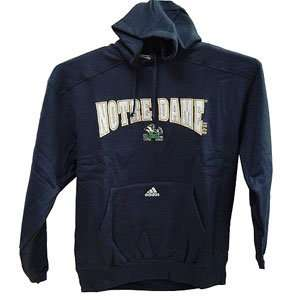 Notre Dame Fighting Irish Official Iron Man NCAA Hoody by Adidas (X