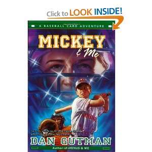 Mickey & Me A Baseball Card Adventure (Baseball Card